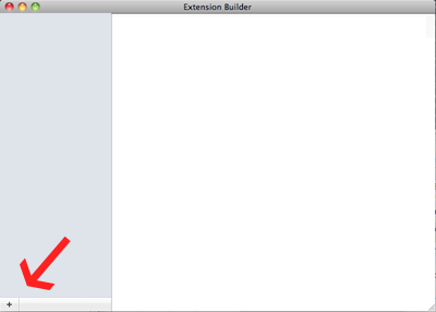 Safari New Extension